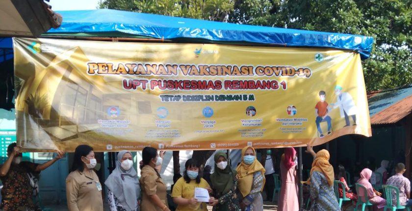 Kasus Aktif COVID-19 di Kabupaten Rembang Terus Menurun